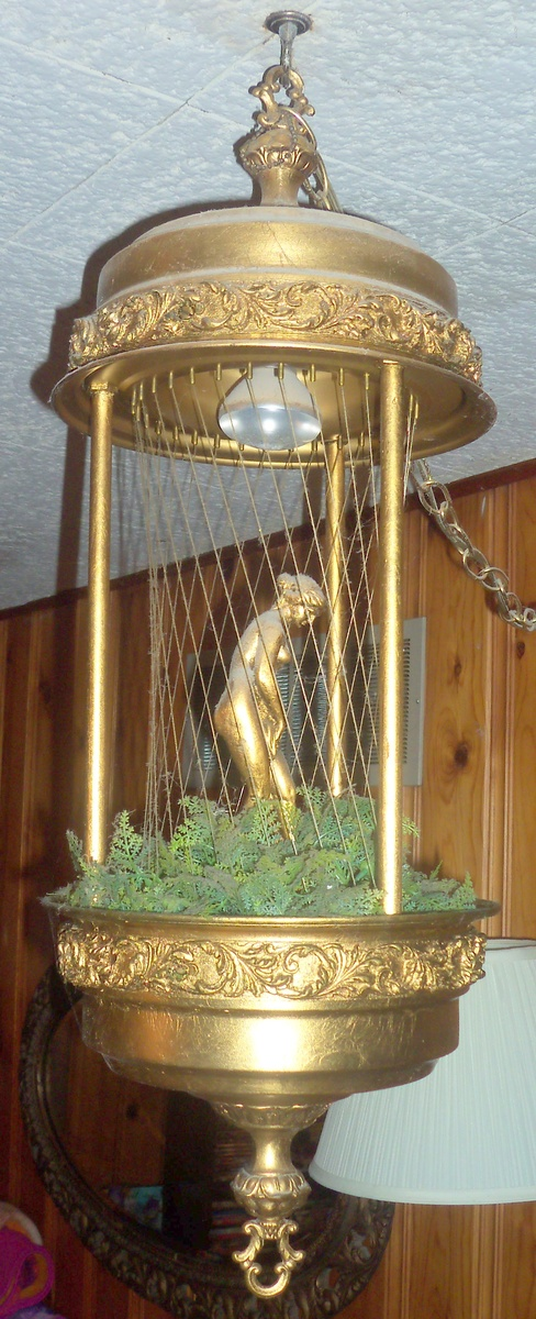 My vintage rain lamp : Collectors Weekly
