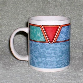 Geometrical design Coffee Mug