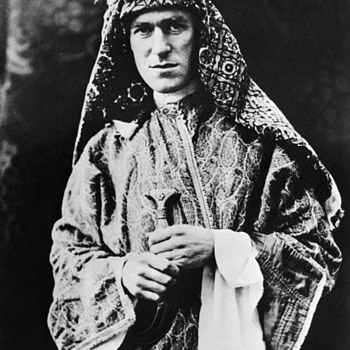 Lawrence of Arabia's Silver Pen & Pencil - Pens