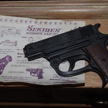 Sekiden toy gun