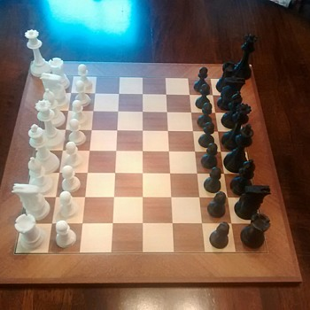 3D Printed Chess Set - Games