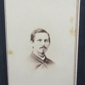 Lt. A. Dial of the 85th Pennsylvania Regiment - Photographs