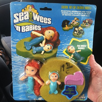 Sea Wees doll