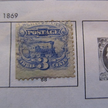 Old stamps multinational 1800s and up - Stamps