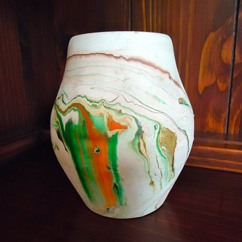 Nemadji Pottery:  Made in America, but NOT by Native Americans - Art Pottery