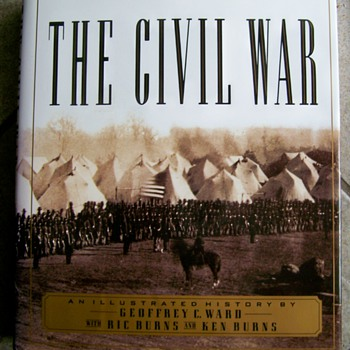 The Civil War by Ken Burns - Books
