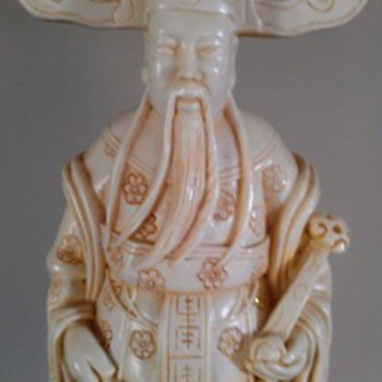 Reposting - Asian Figure  - Asian