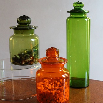 Takahashi Japan Glass Containers - Kitchen