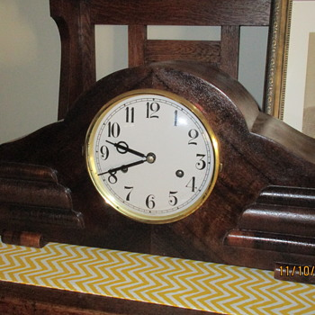 My Great Grandmothers Mantel Clock ( French)