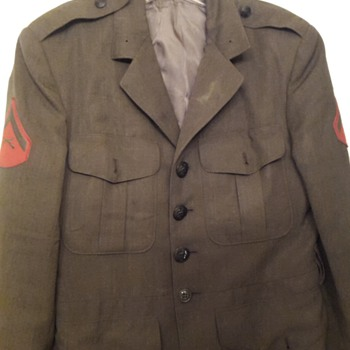 Calvary jacket - Military and Wartime