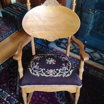 My Grandma's Rocking Chair - Furniture