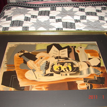Georges Braque Print - Posters and Prints