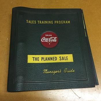 Coca Cola Sales Training Program
