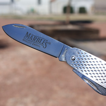 'MARBLE'S' U.S. MILITARY-Style UTILITY POCKET KNIFE