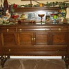 My Early 1900 Oak Buffett - mission oak ?