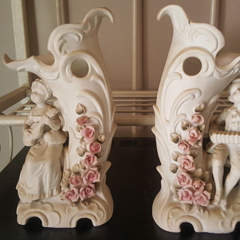 UCAGCO Vase Set - Art Pottery