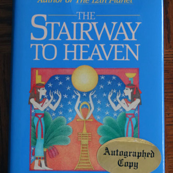 The Stairway To Heaven by Zecharia Sitchin - Books