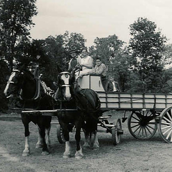 Steam and Horse powered photos #8 - Photographs