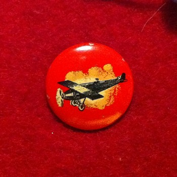 Aviation pinback premiums - Medals Pins and Badges