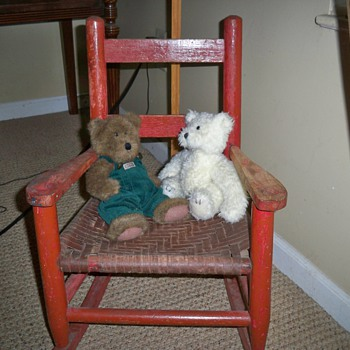 Childs Rocker - Toys