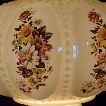 Falkenstein Bubble Beaded Regency Style Lamps Pair ~ Vintage - Lamps