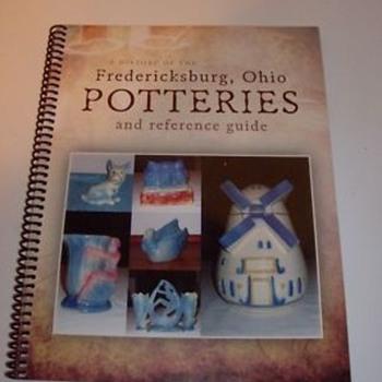 FREDERICKSBURG ART POTTERY COMPANY 2 - Books