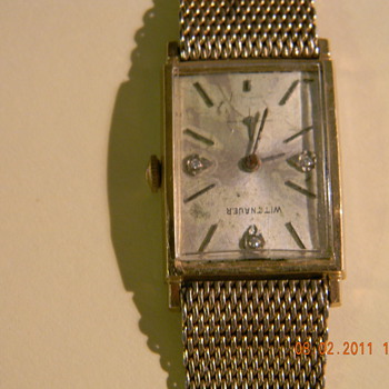 wittnauer mans watch vintage - Wristwatches