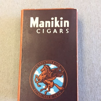 Manikin 10 Pack Small Cigars