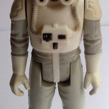 Star Wars Vintage Loose ESB AT-AT Driver