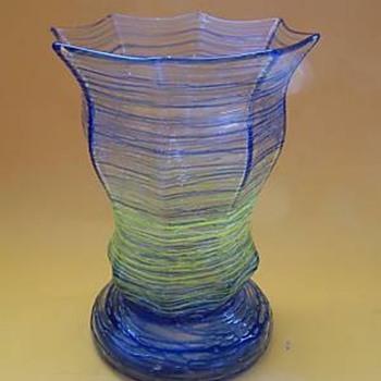 Kralik - Fiber application - Art Glass