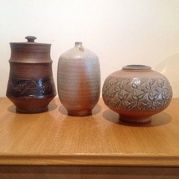 JIM & JEAN TYLER POTS - Pottery