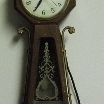 United Electric Clock