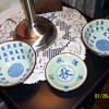 chinese celedon bowls old
