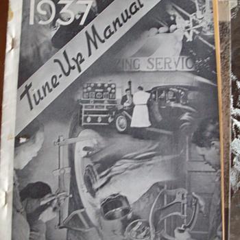 Old vehical stuff!  - Books