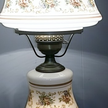 Quoizel Lamps or Reproduction? - Lamps