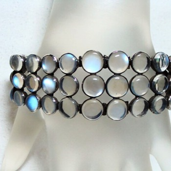 My Favorite Moonstone Bracelet - Fine Jewelry