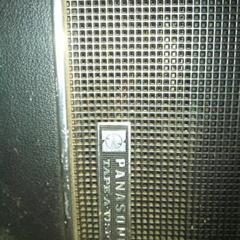 "1967 Panasonic ""Tape-a-Vision"" - Electronics"