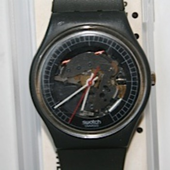 Swatch Watch - Wristwatches