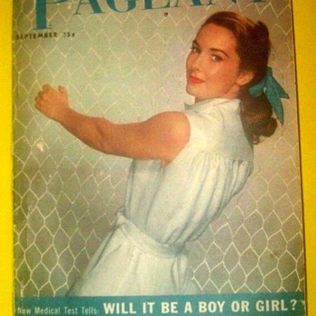 "PAGEANT MAG, SEPT. 1953, I QUOTE COVER, ""WHO ARE THE QUEER PEOPLE""? (GAY)! - Paper"
