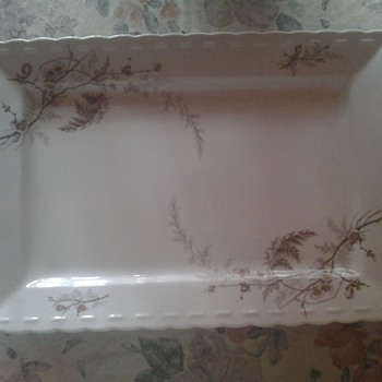 mercer usa platter  - China and Dinnerware