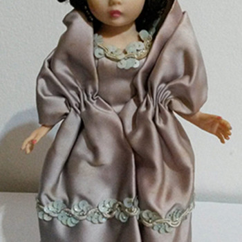 Who is this lovely Madame Alexander Doll?