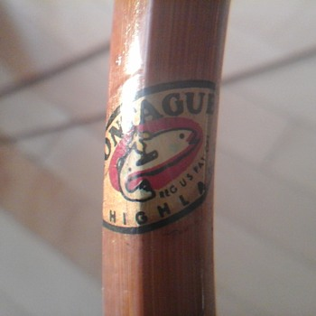 Montague Highland Fly Rod