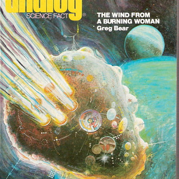 Analog Science Fiction Magazine - October 1978