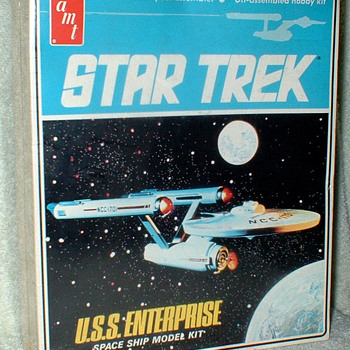 Star Trek Model Kit - Toys