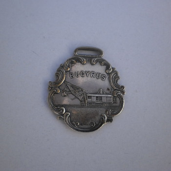 Bucyrus Watch Fob