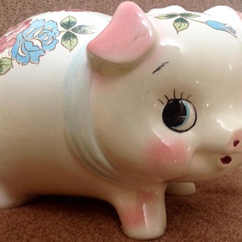 F.A.O. Schwarz Piggy Bank