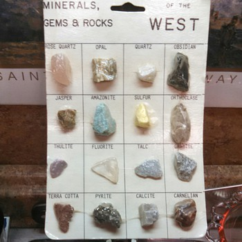 Mineral Collection!