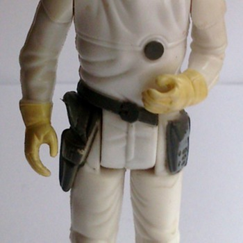 Star Wars Vintage Loose ESB Cloud Car Pilot