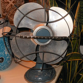 Westinghouse Model 12 LA Livelyaire Fan