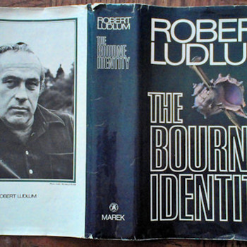 The Bourne Identity (book 1 of Bourne trilogy)